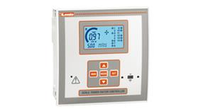 New DCRL8 automatic power factor controller